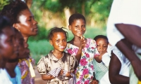 Children are the reward of life. (Tonga, Zambia)