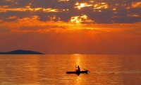 The 'Lake of Stars' is the nickname for Lake Malawi coined by David Livingstone, the British explorer-missionary, in 1859.
