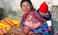 Wife for a time, mother for all time. (Peru)