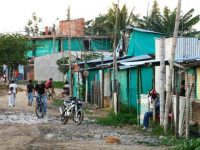 Colombia. Mission in conflict zones