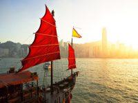 Hong Kong. Contemplation in the big metropolis.
