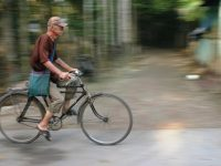Bangladesh. Pedalling for the poor
