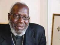 """South Sudan. Bishop Taban : """" Peace is possible""""."""