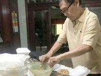 Philippines. Feeding Street People