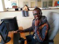 Zambia. Vocation Story. On eagle's wings