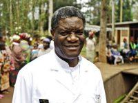 Dr. Denis Mukwege.  A Nobel Peace Prize for Africa
