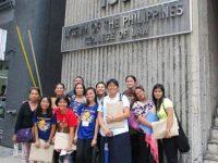 Philippines. Shepherding drug users