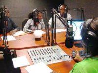 Uganda. Radio Wa, the people's voice