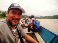 Peru. The Gospel along the river
