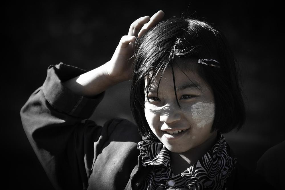 For news of the heart ask the face. (Cambodian Proverb)