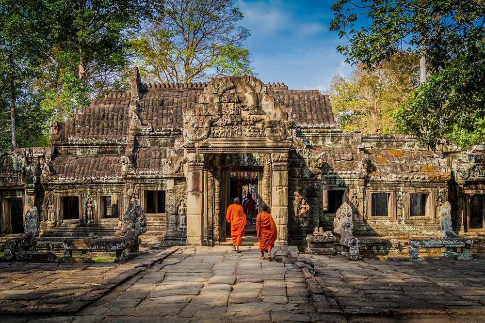Don't take the straight path or the winding path. Take the path your ancestors have taken. (Cambodian Proverb)