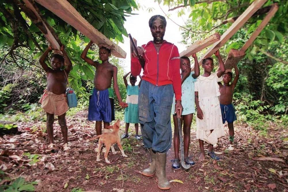 The sub-Saharan African region has the second highest number of child labourers in the world.