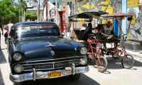American cars, some of which dating back to the late 1950s, have become a symbol of Cuba.