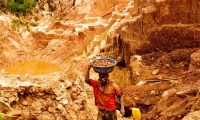 There is silence on the looting of RDC' s natural resources.