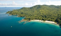 Lake Malawi is between 560 kilometres long and about 75 kilometres wide.