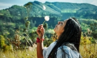 Enjoy every moment because life is short. ( Guatemala)
