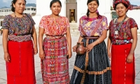 The clothes of the Mayan people narrate, their story and their resistance