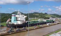 """The Panama Canal. """" The Eighth World Wonder""""."""