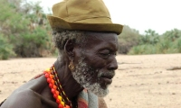Elder Turkana. They call themselves Ngiturkan and their land Eturkan.
