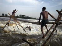 DR. Congo- Among the fishermen of the Lualaba River