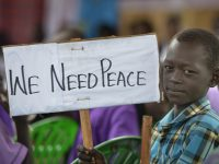 South Sudan. Comboni Missionaries