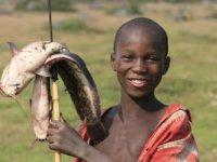 Fishing in Africa