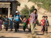 Myanmar. Missionaries at the ends of the earth