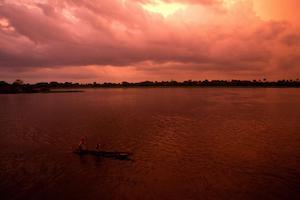 River Congo. A long journey