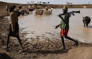 Turkana People. Always on the move.